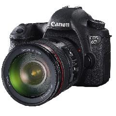 佳能(Canon) EOS 6D 单反套机(EF 24-105mm f/4L IS USM镜头
