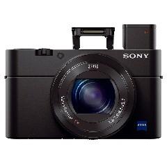 索尼(SONY) DSC-RX100 M3 黑卡数码相机 2010万有效像素等效24